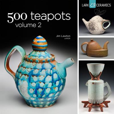 500 Teapots By Lawton, Jim